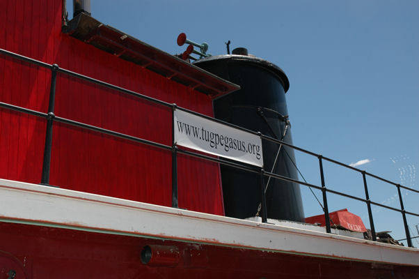 The Tug Pegasus